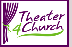 Theater 4 Church Logo