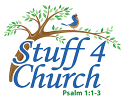 Stuff 4 Church Logo