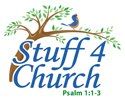 Logo Stuff 4 Church